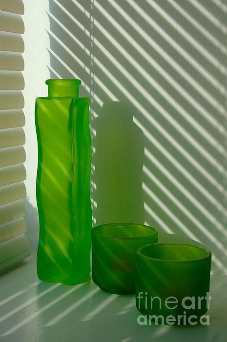 """Green Green Glass"" by Randi Grace Nilsberg"