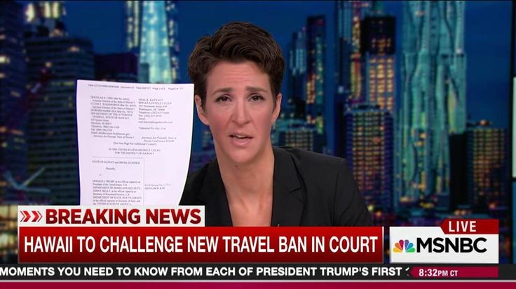Neal Katyal, lead attorney for the state of Hawaii, talks with Rachel Maddow about representing the first state to sue Donald Trump over his second attempt at a travel ban. http://assets.msnbc.com/rachel-maddow/watch/hawaii-first-to-sue-over-new-trump-travel-ban-892617283648