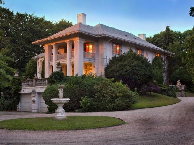 Villa du soleil newport rhode island home sweet home for Rhode island home builders