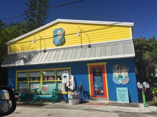 Sites along the way to Bokeelia, Florida