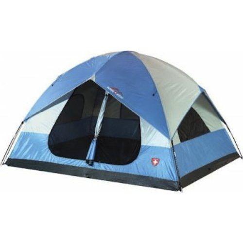 Suisse Sport Yosemite 5 Person 2 Room Dome Tent