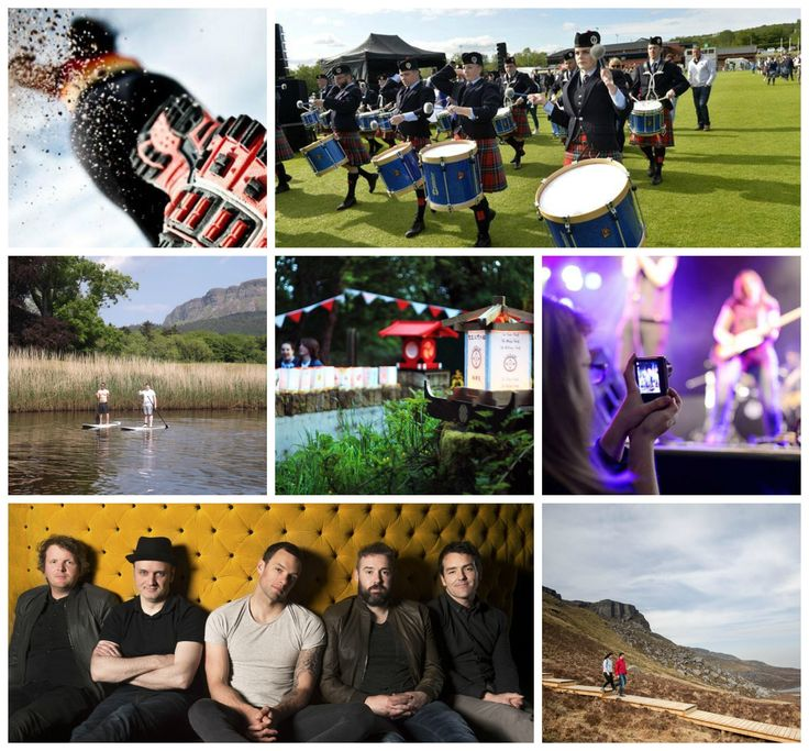 Tourism NI has put together a list of 10 exciting things to do in Northern Ireland (June 5- June 11)!