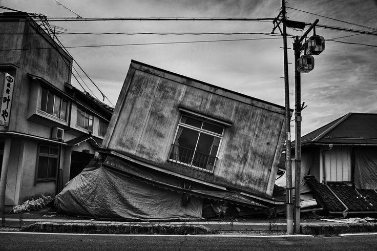 """Pierpaolo Mittica (2011), Zona di Esclusione, Odaka, dalla serie Fukushima """"No-Go Zone"""", Stampa digitale su carta Hahnemüle, Cm 27 x 40"""