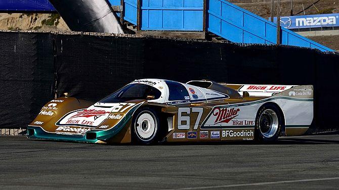 1989 Porsche 962 Daytona 24 Hour Winner, Driven by Derek Bell presented as lot S98 at Kissimmee, FL 2016 - image1