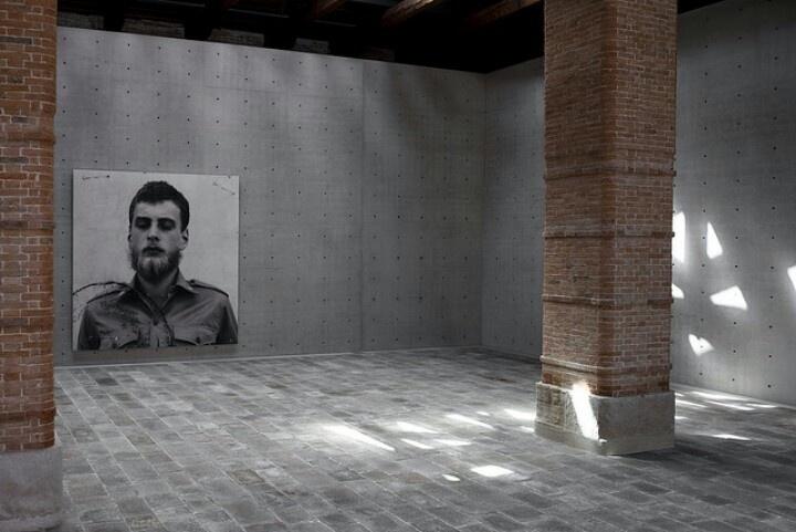 Rudolf Stingel - Alpino (1976) @ Mapping the studio, Punta Della Dogana
