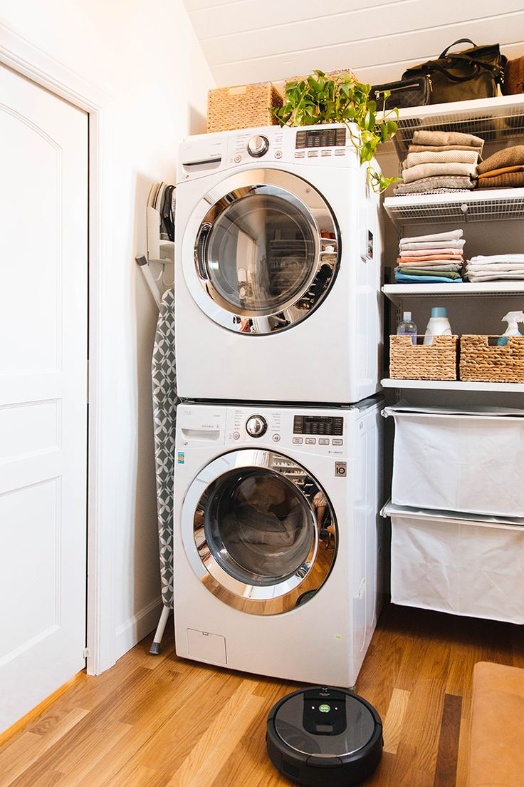 home depot stackable washer dryer kit