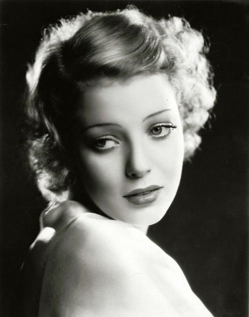 Loretta Young, early 1930′s