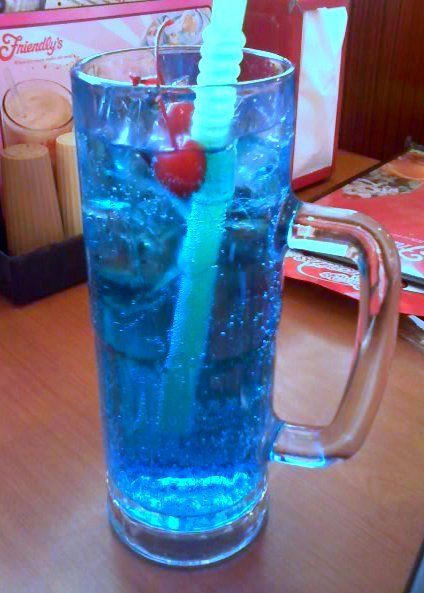 Friendly's Royal Razz | Recipes-OMG My Favorite Blue Food ...