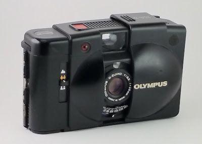 As Minhas Câmaras: Olympus XA2 (1980-1986)