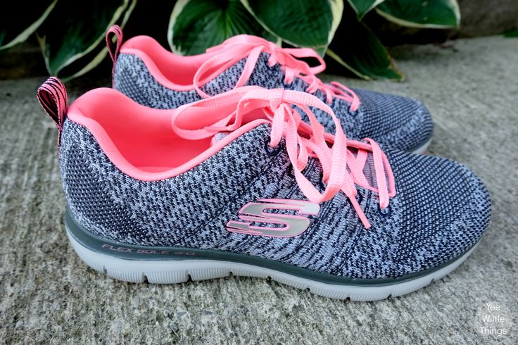 Stylish and Comfortable With Skechers