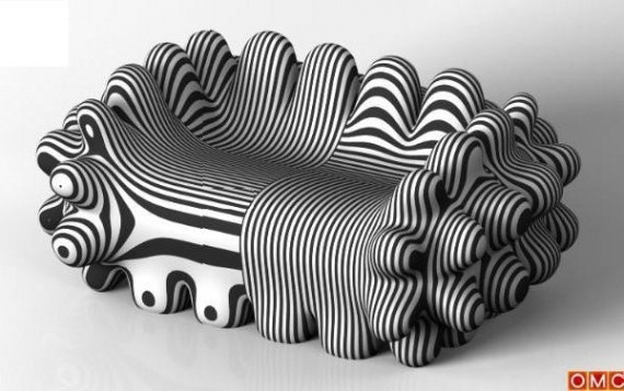 Unusual Sofa Design Retrovirus Sofa Weird Things And Places