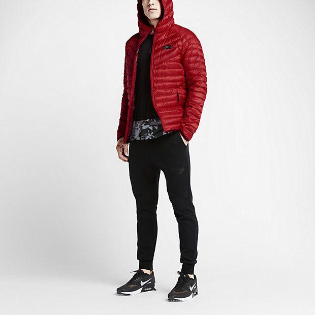 5000d47071f60 ... Nike Guild 550 Down Hooded Men s Jacket Things I d like Pinterest ...