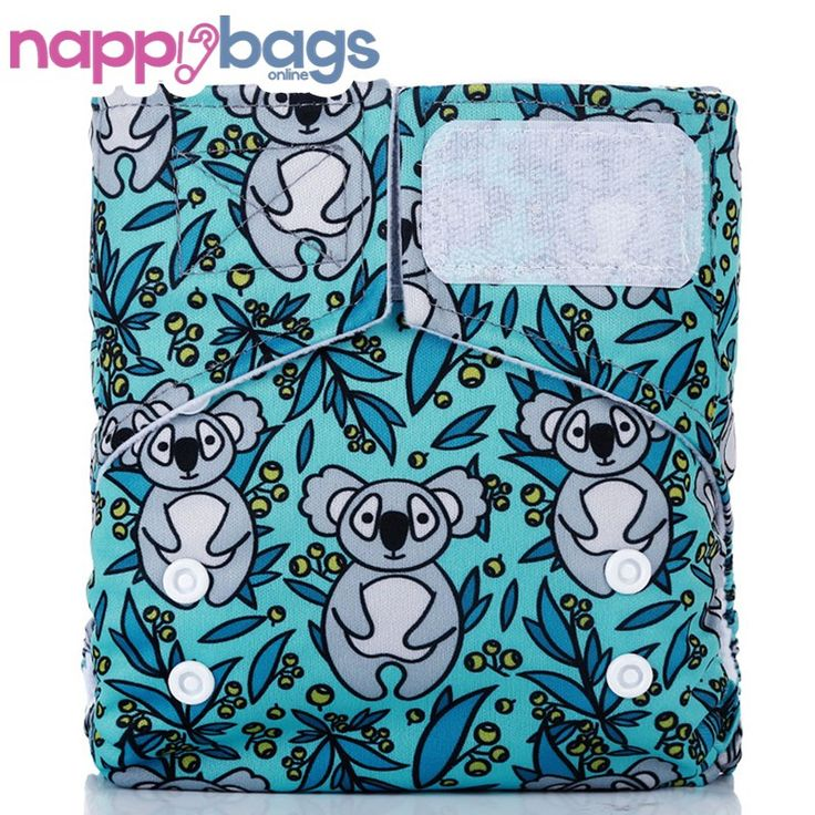 Cute Koala Bamboo 3 - 36 Mth Waterproof Cloth Nappy //Price: $15.17 & FREE Shipping //     #parenting