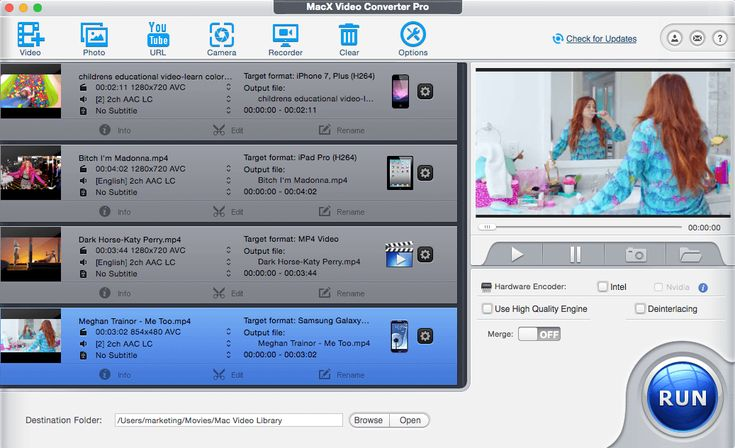 MacX Video Converter Pro - Best all-in-one video converter #software for #Mac to download, convert, edit and record videos. http://www.tech-wonders.com/macx-video-converter-pro-free-giveaway/