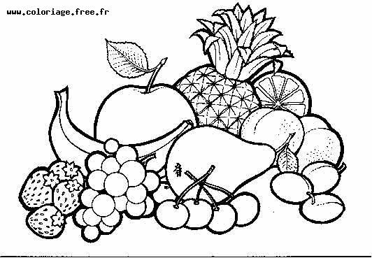 Image issue du site Web http://www.coloriage.free.fr/albums/12Nature/FruitsLegumes/00023.png
