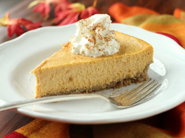 The Cheesecake Factory Pumpkin Cheesecake by Todd Wilbur | Recipe