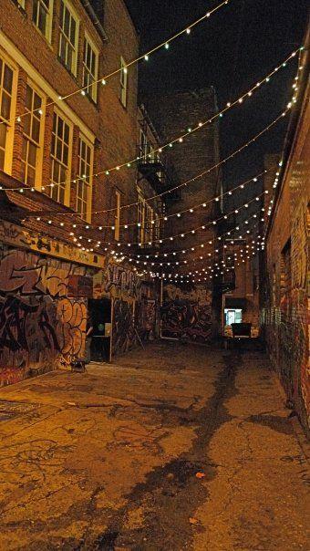 LOF/T back alley