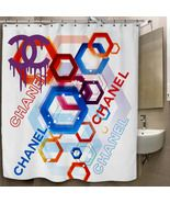 Chanel Hexagon Color Custom Print On Polyester ... - $35.00 - $41.00
