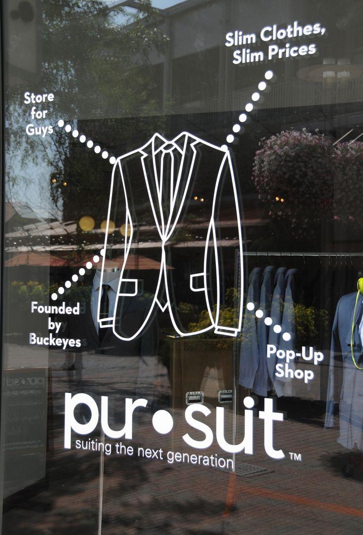window graphics menswear, pinned by Ton van der Veer