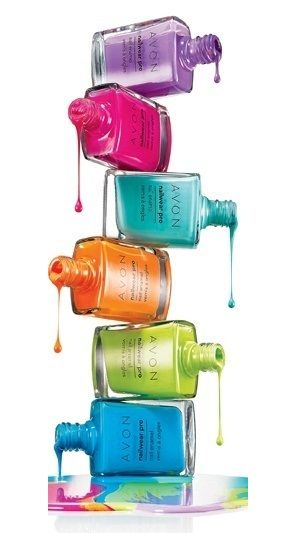 Create nail envy with Nailwear Pro+ available in dozens of colors.  http://goo.gl/AgwgQk SPECIAL OFFER: Makeup Faves! Any 3 for $8.99 - Mix or Match & Save up to $15! #AvonRep #NailwearPro+