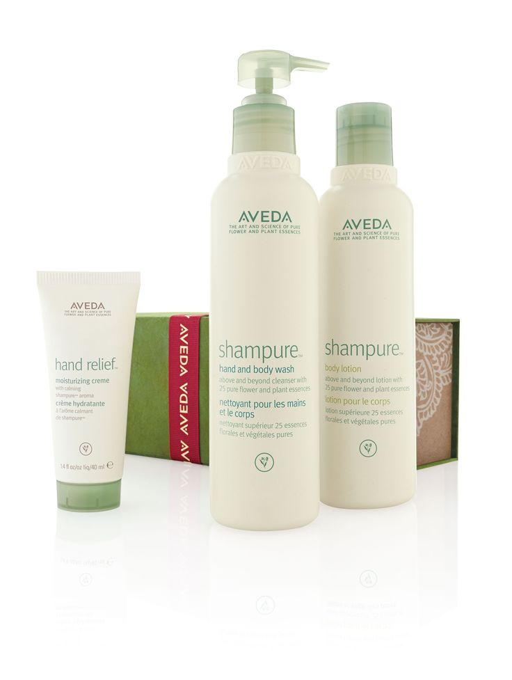 A Gift of Complete Calm from the Aveda 2014 Holiday Collection.