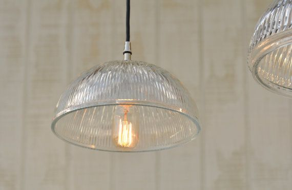 Hanging Pendant Light made from Vintage от TinkerLighting на Etsy, $75.00