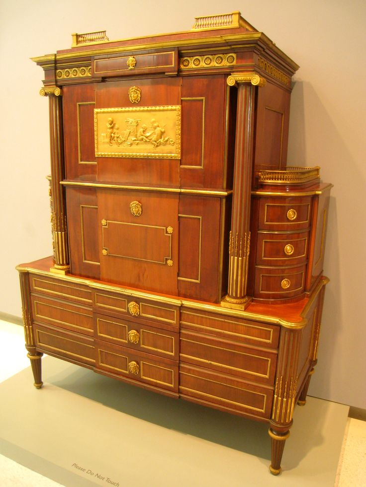 Description Cabinet, David Roentgen, C. 1780 1790   IMG 1606.JPG. European  FurnitureUnusual ...