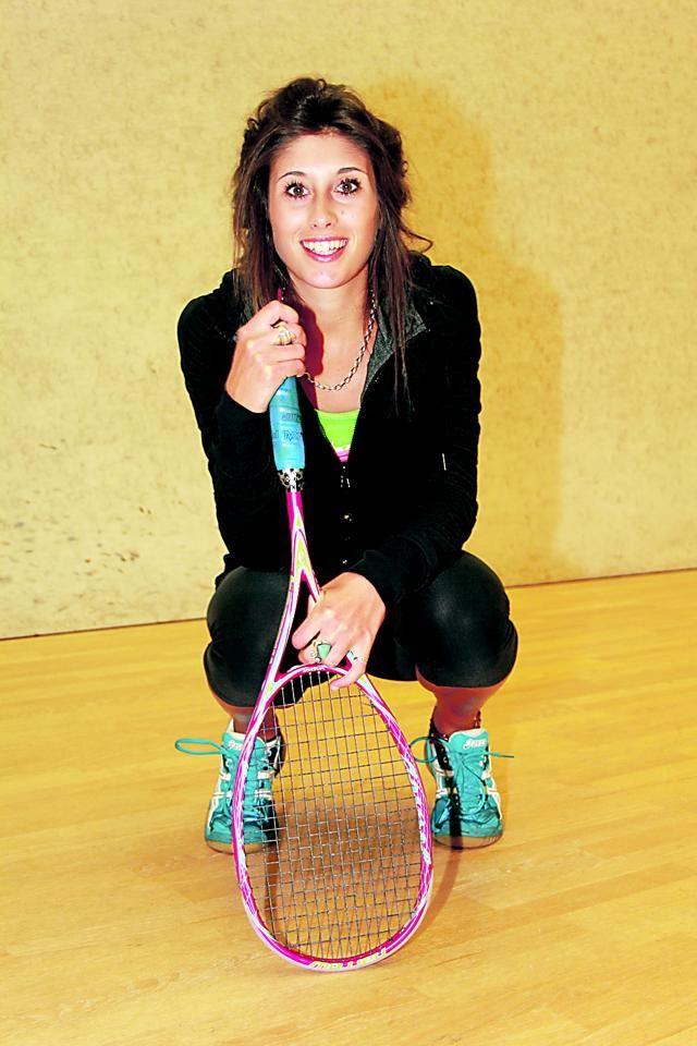 Inspiring People Interview - Megan Craig NZ Squash Player - Move Love Eat