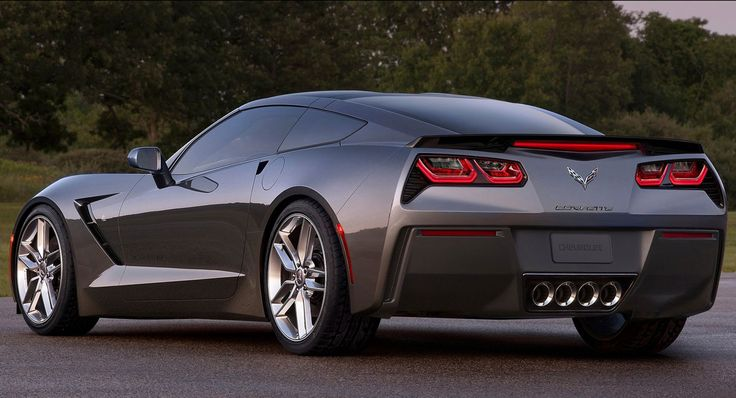 Chevrolet Corvette Stingray 2014 ; Still sexy after 45!  After graduation it will be mine!!!
