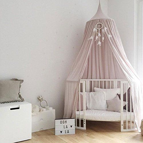 Baby Betthimmel Baldachin Baumwolle Rund Moskitonetz Inse... https://www.amazon.de/dp/B06XTK76BJ/ref=cm_sw_r_pi_dp_x_Y.wuzbC11XA7Q