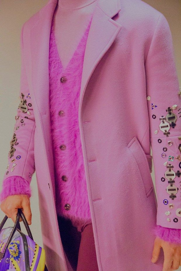CLOTHING // Versace AW16