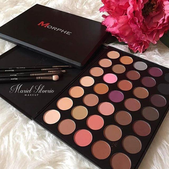 #Sombras #matte #Morphe #MorpheBrushes #Makeup