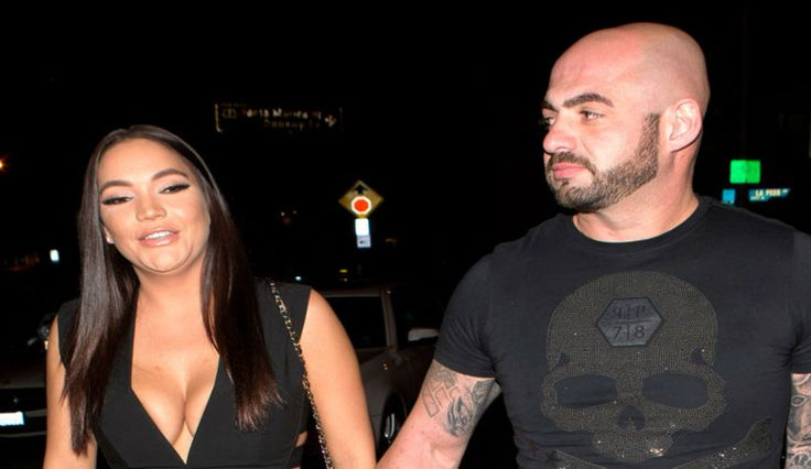 'Shahs Of Sunset' Jessica Parido Says Mike Cheated, Steps Out With New Man