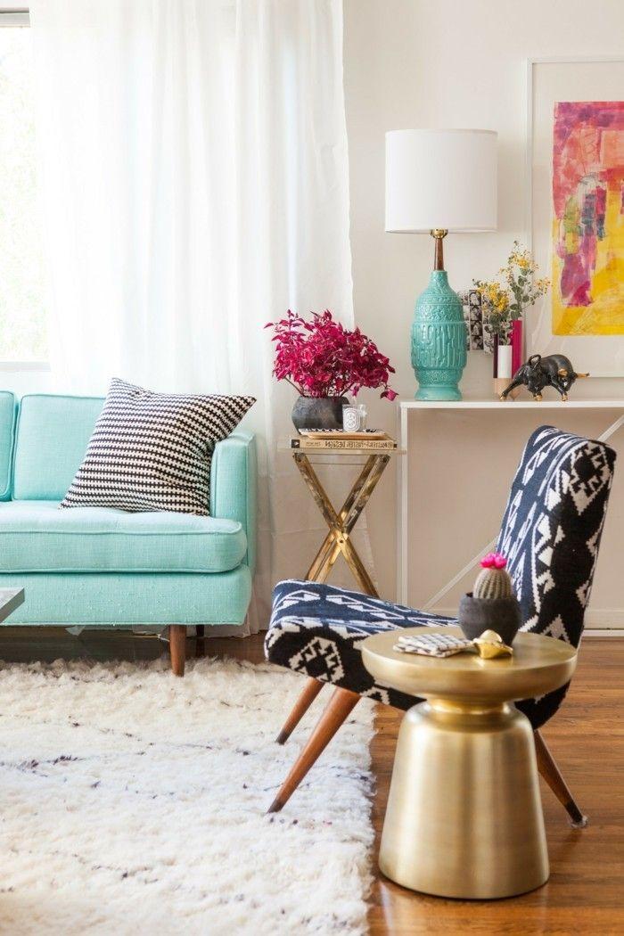 88 Dekoideen Wohnzimmer, wie Sie den Wohnbereich verlockender machen