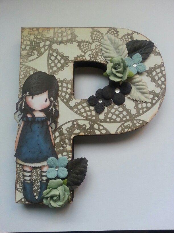 Letra decorada