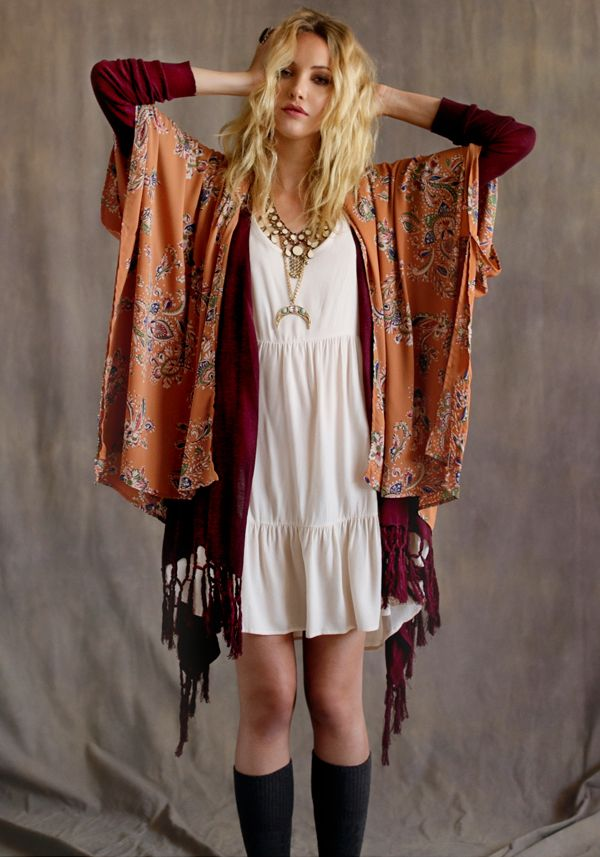 1000+ ideas about Hippie Styles on Pinterest | Bohemian ...