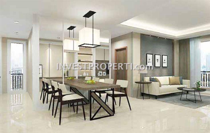 Interior design apartemen Southgate Jakarta #southgatesimatupang