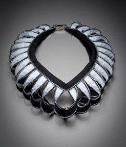 Kate Cusac Zipper Jewelry