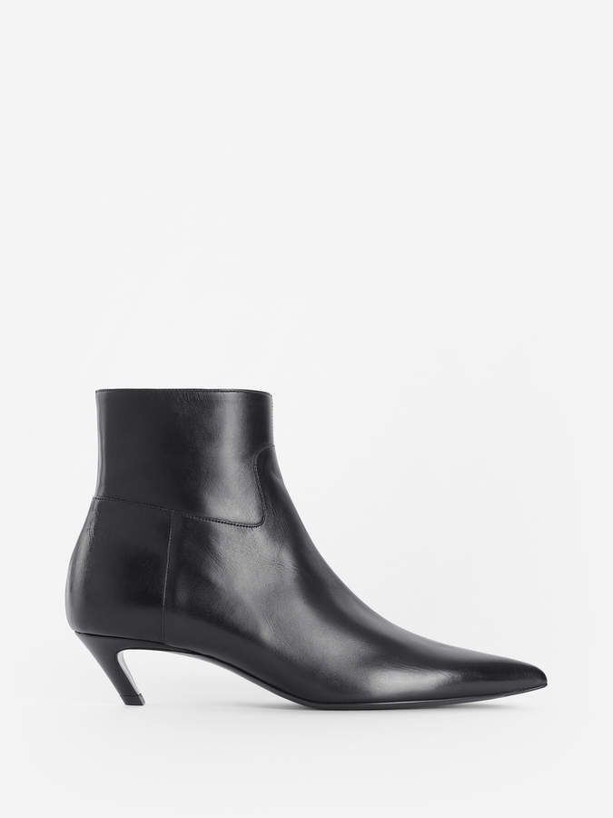 4db1d88c79 ShopStyle Collective Balenciaga Boots, Black Ankle Boots, Everyday Fashion,  Black Booties, Black