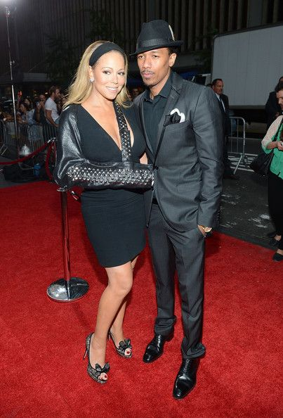 Mariah Carey Photos - Mariah Carey (L) and Nick Cannon attend Lee Daniels' 'The Butler' New York premiere, hosted by TWC, DeLeon Tequila and Samsung Galaxy on August 5, 2013 in New York City. - 'The Butler' Premieres in NYC — Part 3