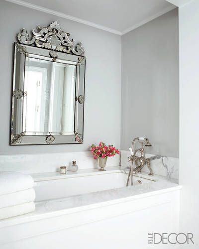 Decorating Bathroom Mirrors Ideas 153 best bathroom mirrors images on pinterest | architecture, room