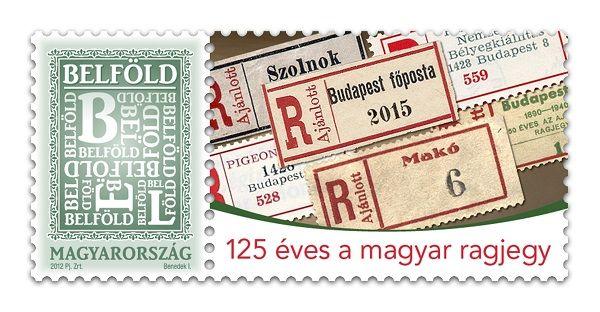 125 éves a magyar ajánlási ragjegy