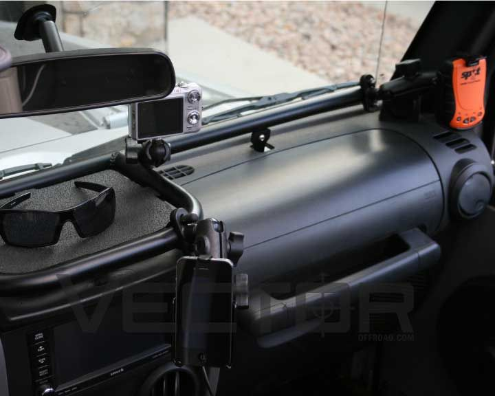 Gopro Roll Bar Mount >> Favorite Interior Mod - Jeep Wrangler Forum | jeepin ...