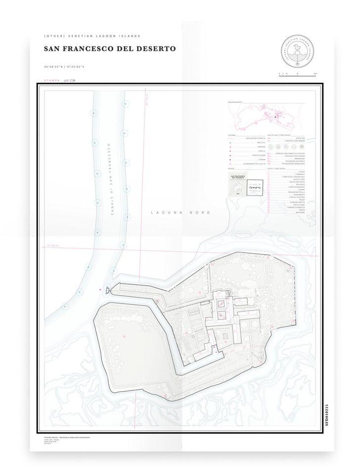 San Francesco del Deserto / A2 print