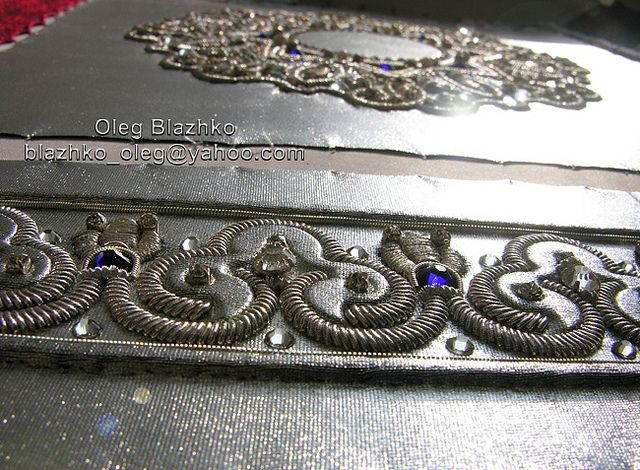 goldwork | by Blazhko's gold embroidery