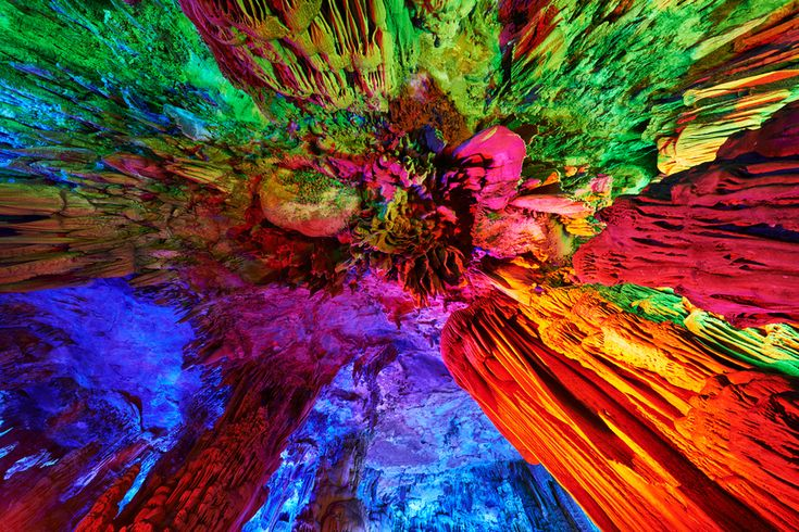 Reed Flute Cave, China | 30 Sights That Will Give You A Serious Case Of Wanderlust