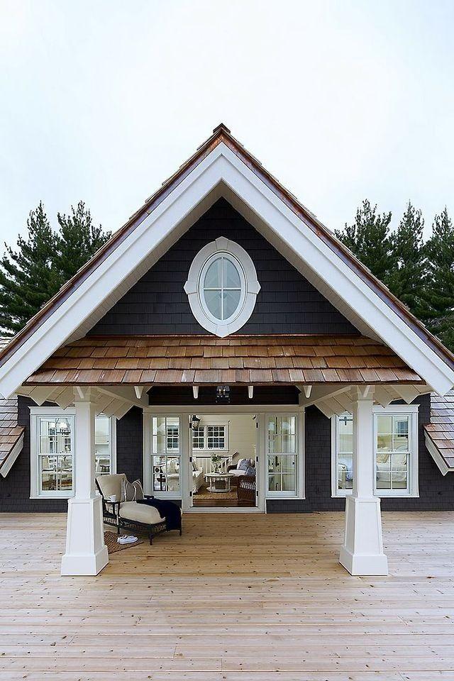 Muskoka Lake Cottage Canada Itu0027s a porch itu0027s