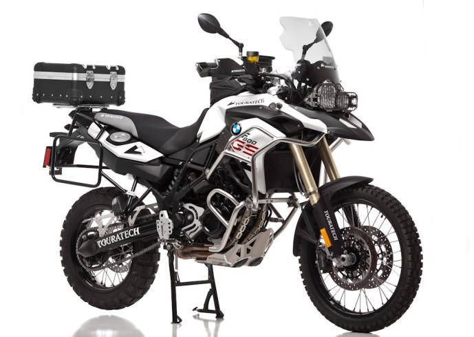 BMW F800GS touratech