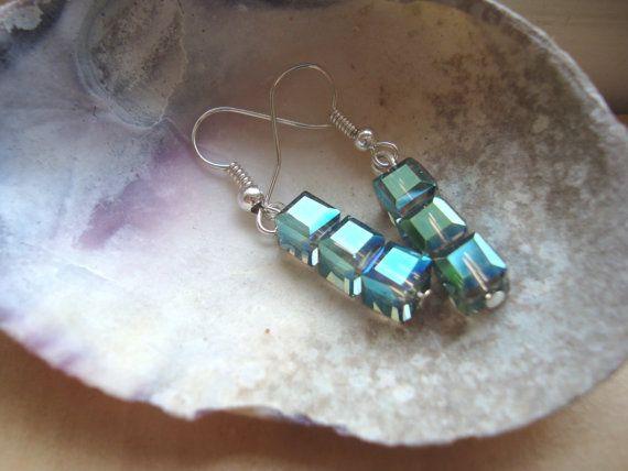 Dangling earrings Fall trends earrings Autumn trends by BiancasArt