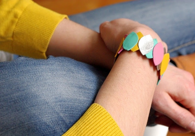 Bracelet Cuir Anne/Lison